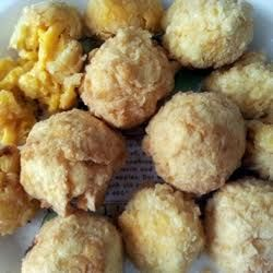 emahs fried Mac and cheese