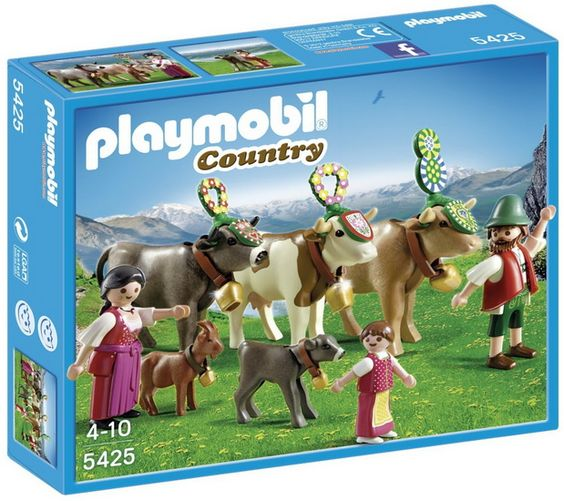 Große Bergwelt PLAYMOBIL® Deutschland 57 euro Playmobil - playmobil badezimmer 4285
