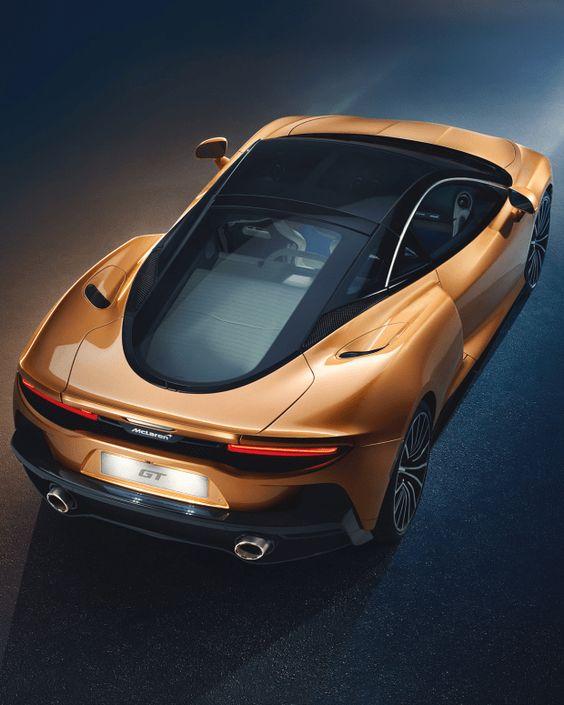 ماشین McLaren GT 2020