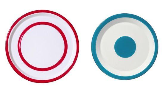 Variopinte Enamelware plates Countlan Magazine Issue 06