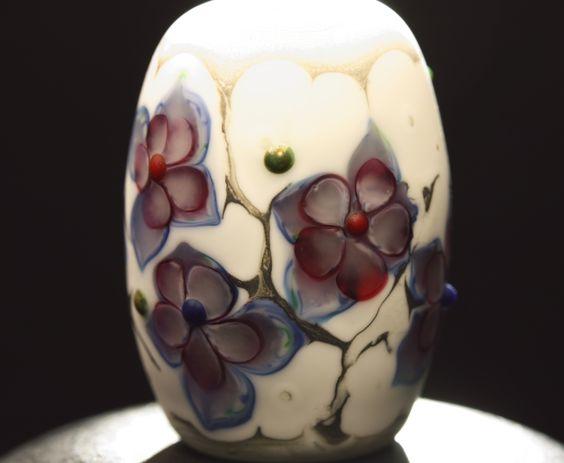 GLASS BEADS (Toshimasa Masui) とんぼ玉 増井敏雅