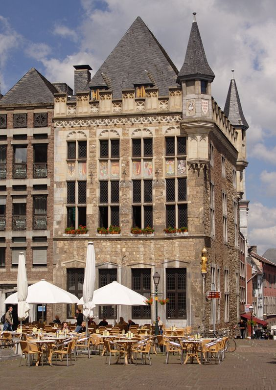 Aachen - Germany - Matt used to live here..just gorgeous..