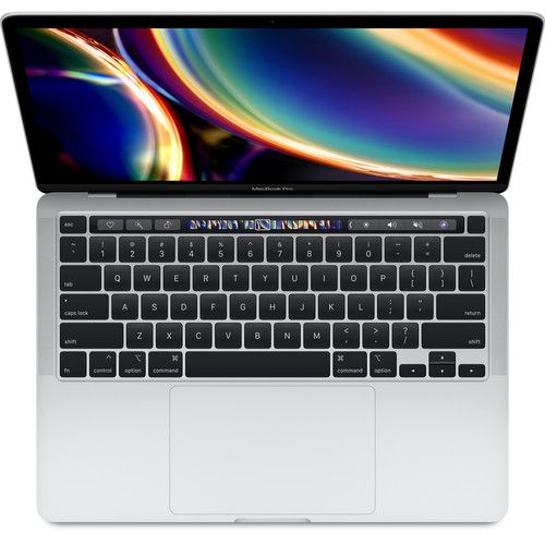 Apple 13 3 Macbook Pro With Retina Display Mid 2020 Silver In 2020 Macbook Pro 13 Inch Macbook Pro Touch Bar Apple Macbook Pro