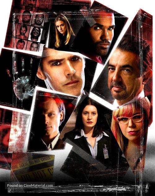 Criminal Minds Key Art Criminal Minds Criminal Minds Cast