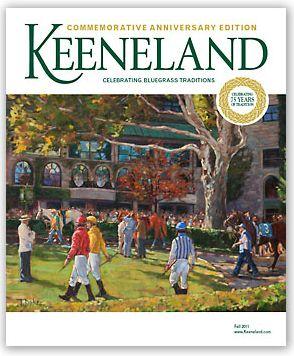 Keeneland Magazine Spring 2012 Edition