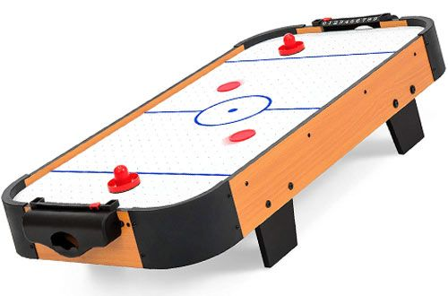 Top 10 Best Full Size Air Hockey Tables For Sale Reviews In 2020 Air Hockey Air Hockey Tables Air Hockey Table