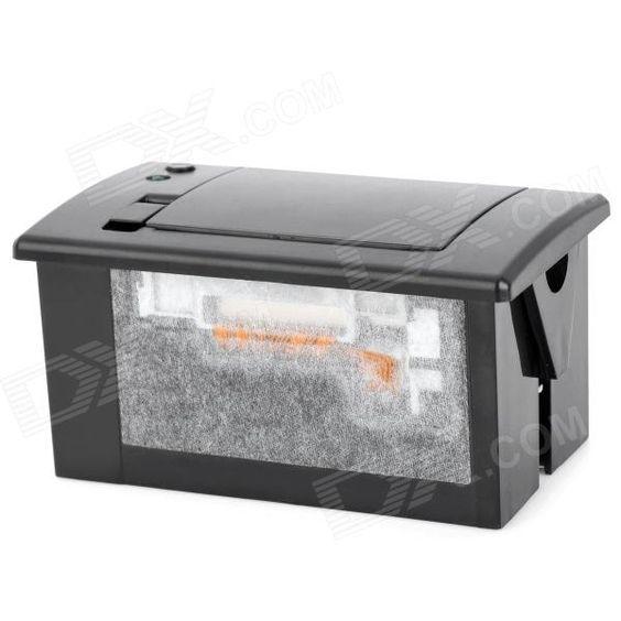 Super Mini impresora térmica - Negro