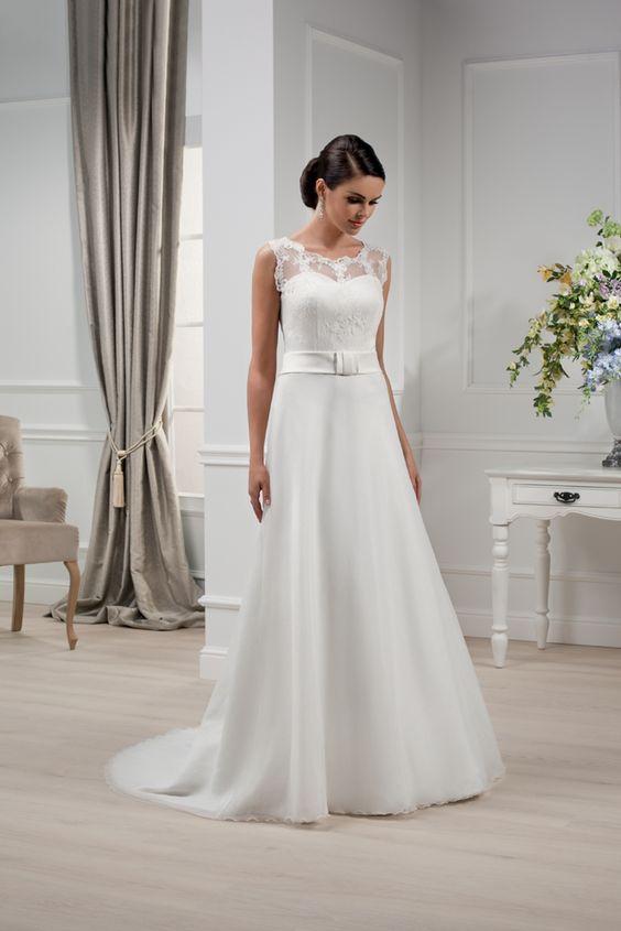 Brautkleid der Elizabeth Passion 2014 Kollektion. Modell E-2705-T
