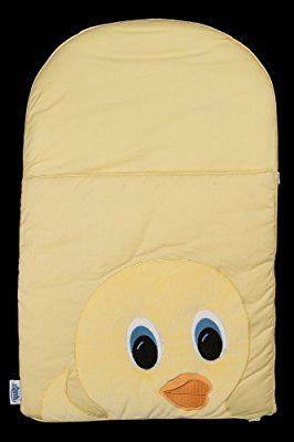zCush Cotton Characters Nap Mat, Dainty Duckling by zCush