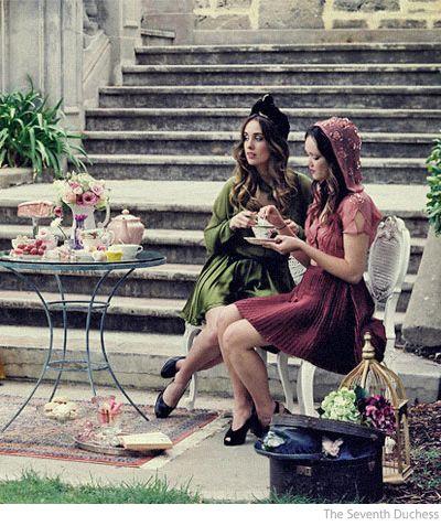 The Seventh Duchess luxury loose leaf tea