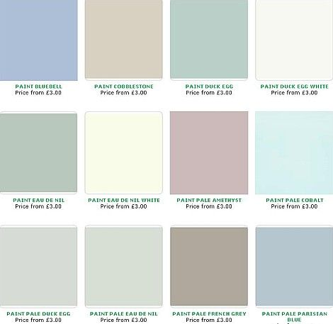 Duck Eggs French Grey And Warm Grey On Pinterest