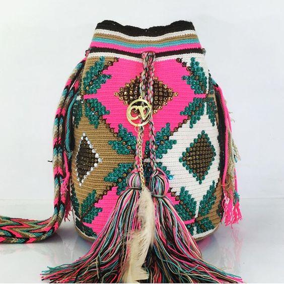 Wayuu Mochila bag:
