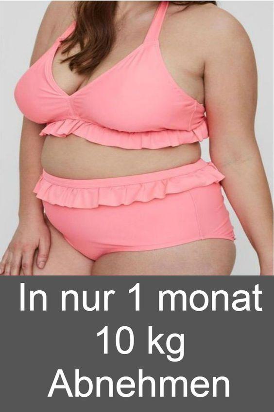 Wie man in einem Monat Gewicht verliert 10 Kilo in Pfund
