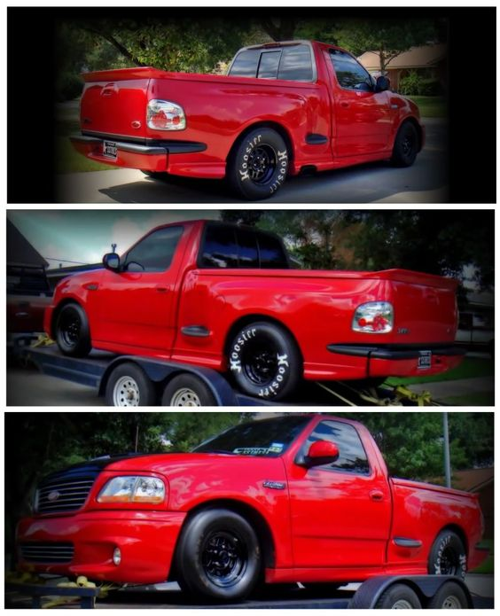 2004 Ford Lightning Drag Truck Camionetas Ford Camionetas Ford Lobo Ford Lobo