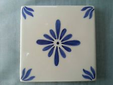 Carreaux style ancien forme g om trique faience de desvres for Carreaux faience anciens