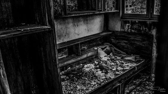 The abandoned french orphanage - www.urbexplayground.com