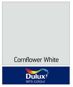 Dulux silk emulsion paint cornflower white 2 5l for Can you use emulsion paint on canvas