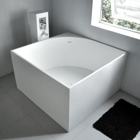 Sw 148 41 X 41 Bathtub Design Small Bathtub Small Bathroom With Tub