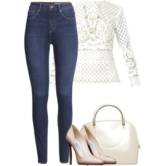 Norma Style by norma7-671 on Polyvore featuring Lover, H&M, Prada and ALDO
