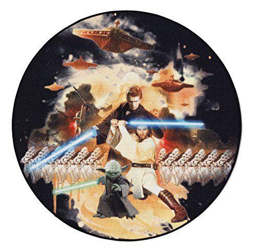 Böing Carpet, Star Wars, SW-29 rug, 100 cm round Star Wars http://www.amazon.co.uk/dp/B00J033LCC/ref=cm_sw_r_pi_dp_xyhxwb0T8ZTYQ
