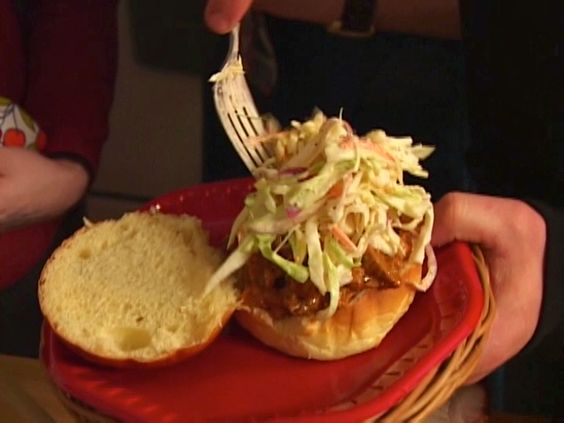Spicy Slaw from FoodNetwork.com