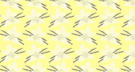 My vanilla #patterndesign #photoshoppattern #seamlesspattern: