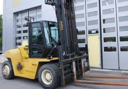 Yale E876 Gdp100dcs Lift Truck Service Repair Manual Lifted Trucks Hydraulic Systems Repair Manuals