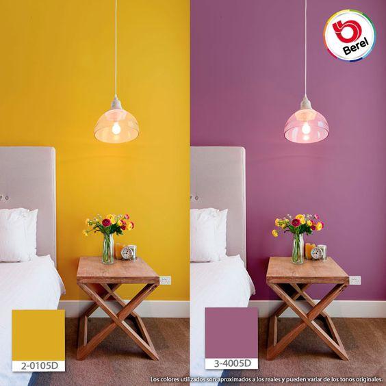No importa cual sea tu estilo en pinturas berel tenemos for Gama de colores para interiores