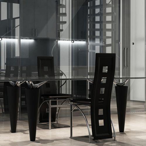 2 esszimmerstühle hochlehner essgruppe sitzgruppe küchen stuhl, Esszimmer dekoo