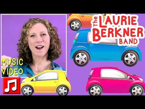 "Best Kids Songs - ""Drive My Car "" by Laurie Berkner (The Ultimate Laurie Berkner Band Collection CD) - YouTube"
