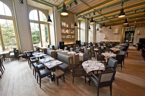 Mini palais envie de vivre une exp rience gustative in dite r servez une table au mini palais - Salle een diner contemporaine ...