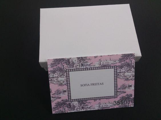 Cartão de agradecimento