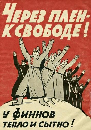 Finnish propaganda during Winter War