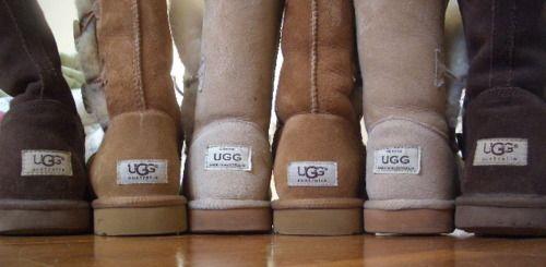 ugg season is here♥