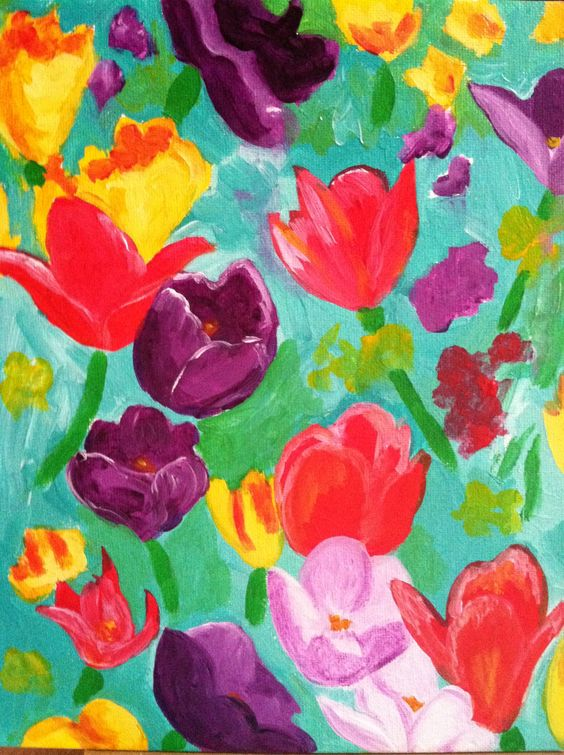 bold expressive painting - Google Search