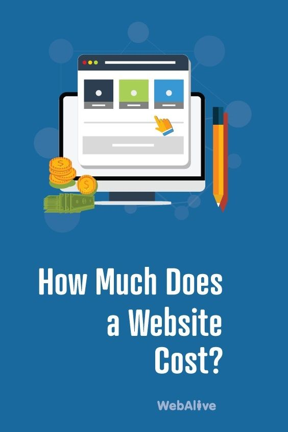 How Much Does A Website Cost In Australia Website Design Pricing Web Design Pricing Web Design Agency