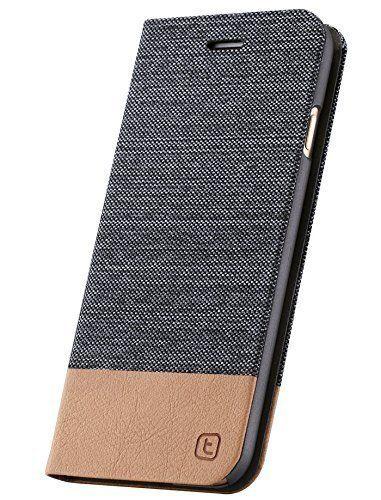 Torras iphone 6 Plus / 6s Plus Ultra-slim Flip echt: Amazon.de: Elektronik