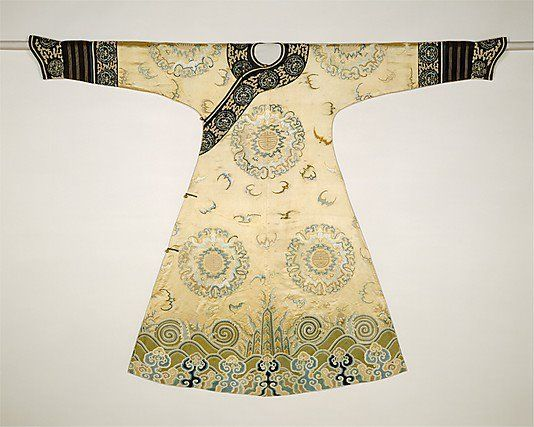 18th Century Chinese robe