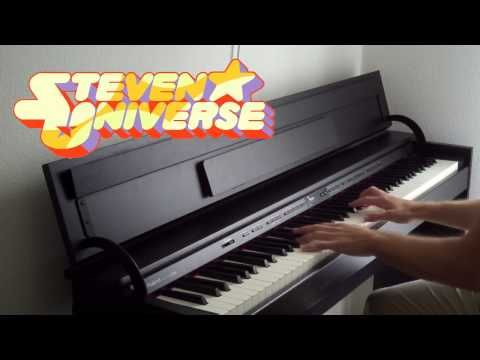 STEVEN UNIVERSE - Piano Medley (Best Of) - YouTube
