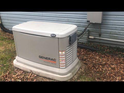Generac 20kw Generator With 200 Amp Transfer Switch In 2020 Small Portable Generator Transfer Switch Standby Generators