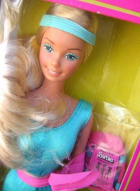 Great Shape Barbie 1983