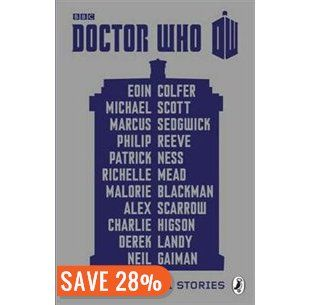 Doctor Who: 11 Doctors 11 Stories -- Eleven Doctors! Eleven months! Eleven authors! Eleven stories! A year long celebration for the 50th anniversary of Doctor Who! This print edition is the culmination of a year-long series of ebooks to celebrate fifty years of Doctor Who. Eleven Doctors, eleven stories, eleven unique interpretations of the Doctor, his terrifying alien enemie,s and his time-travelling adventures.