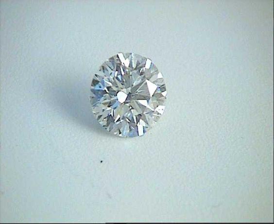 2.06ct F-VS2 Loose Diamond Round Diamond JEWELFORME BLUE