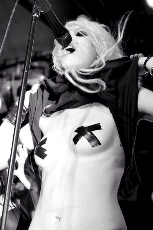 Taylor Momsen - The Pretty Reckless