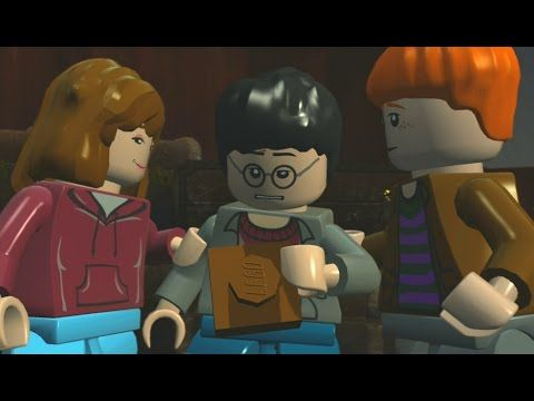 Lego Harry Potter Years 1 4 Walkthrough Part 8 Year 3 News From Azkaban Youtube Lego Harry Potter Harry Potter Years Potter