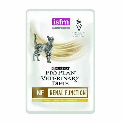 Purina Pro Plan Veterinary Diets Feline Nf Renal Function Wet Cat Food 10x85 Gr 7613035221062 Ebay Veterinary Sensitive Stomach Cat Food Purina