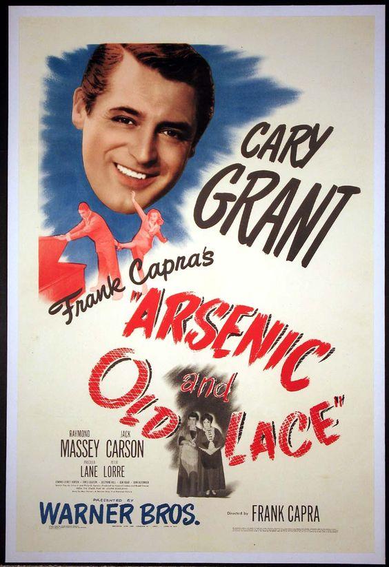 Arsenico por compasión, 1944