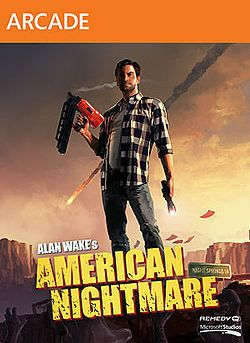 Alan Wake's American Nightmare...going to be awesome