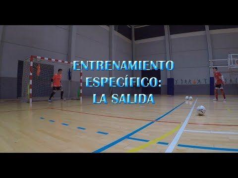 Entrenamiento Específico De Porteros La Salida Goalkeeper Training Youtube Entrenamiento Futbol Futbol Sala Entrenamiento