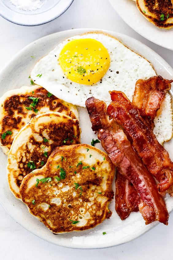 Irish Potato Pancakes - Simply Delicious